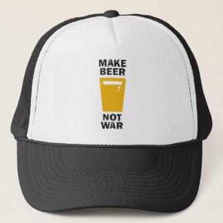 Casquette Faites la bière, pas guerre