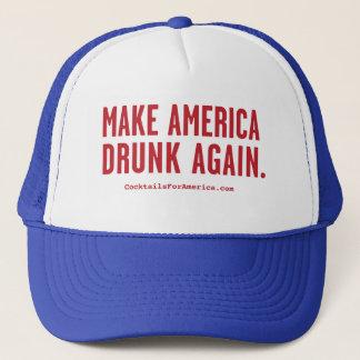 Casquette Faites l'Amérique bue encore