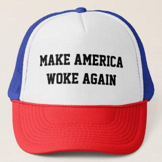 Casquette Faites l'Amérique s'est réveillé encore