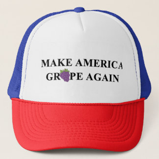 Casquette Faites le raisin de l'Amérique encore