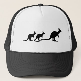 Casquette Famille de kangourou