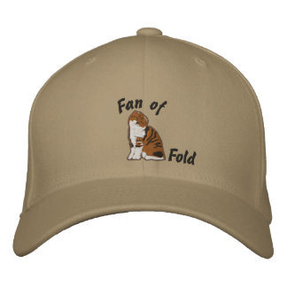 Casquette Fan of Fold