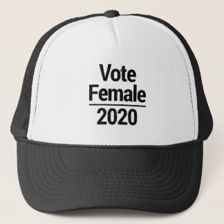 Casquette Femelle 2020 de vote