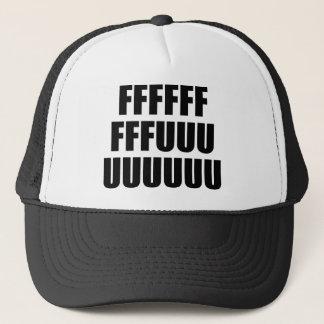 CASQUETTE FFFFFFFFFUUUUUUUUU