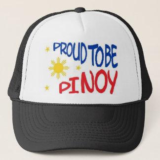 Casquette Fier d'être Pinoy