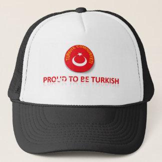 Casquette fier d'être turc 8