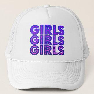 Casquette Filles de filles de filles graphiques