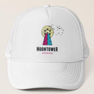 Casquette final 1 de camionneur de Moontower