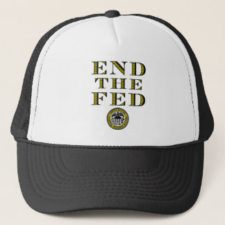 Casquette Finissez le Fed Federal Reserve