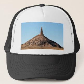 Casquette Flèche de roche de cheminée de Scottsbluff