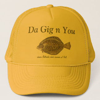 Casquette Flet Gigging de Lowcountry