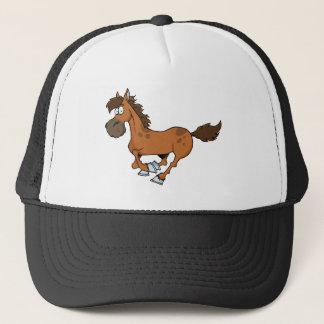 Casquette Fonctionnement de cheval