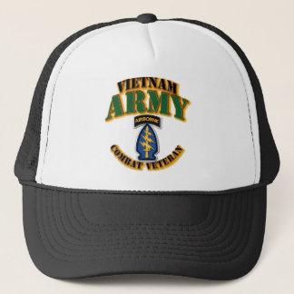 Casquette Forces spéciales Vietnam - vétérinaire de combat