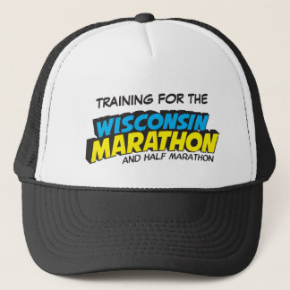 Casquette Formation de marathon du Wisconsin