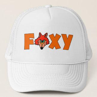 Casquette Fox rusé
