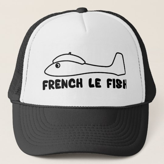 Casquette French Le Fish