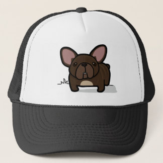 Casquette Frenchie Brindle