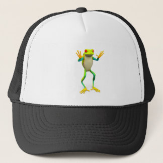 Casquette frog1