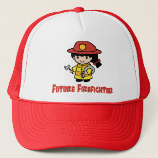 Casquette Futur sapeur-pompier