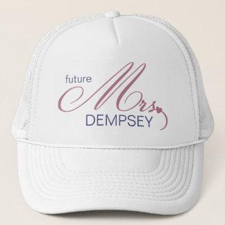 Casquette Future Mme Customizable Hat
