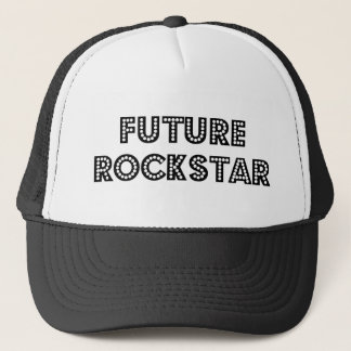 Casquette Future vedette du rock