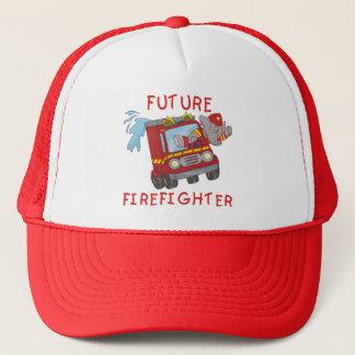 Casquette Futurs T-shirts et cadeaux de sapeur-pompier