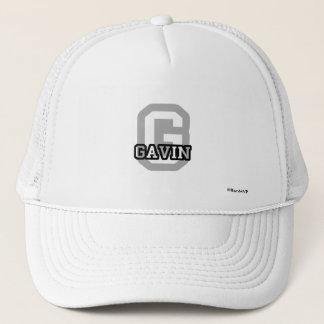Casquette G est pour Gavin