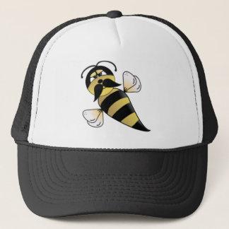 Casquette Gaffez l'abeille avec la moustache