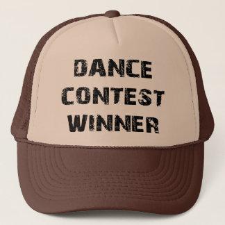 Casquette Gagnant de concours de danse