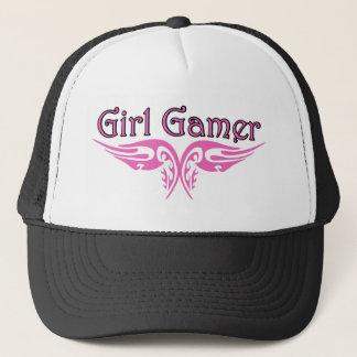 Casquette Gamer de fille