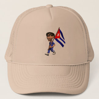 Casquette Garçon cubain