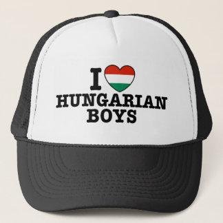 Casquette Garçons hongrois