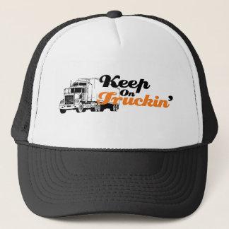 Casquette Gardez sur Truckin