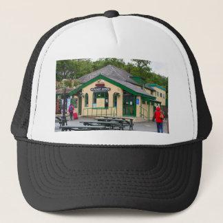 Casquette Gare ferroviaire de montagne de Snowdon,