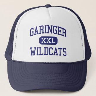 Casquette Garinger - chats sauvages - haut - Charlotte