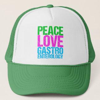 Casquette Gastroentérologie d'amour de paix