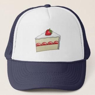 Casquette Gâteau de fraise - Emoji