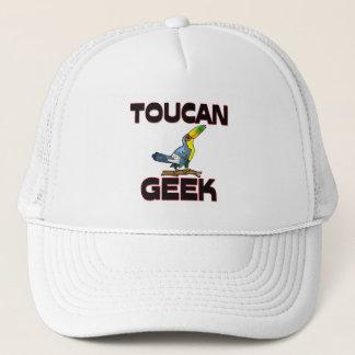 Casquette Geek de toucan