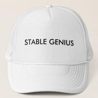 Casquette Génie stable