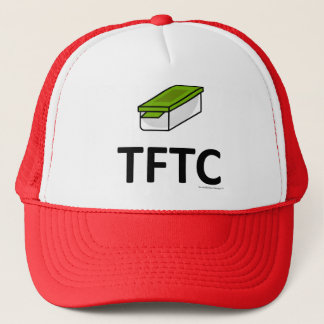 Casquette Geocaching - TFTC