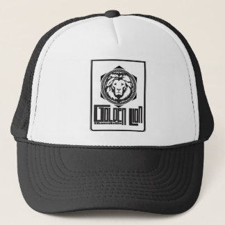 Casquette golden lion