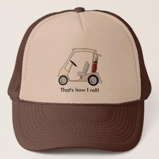 Casquette golf_cart