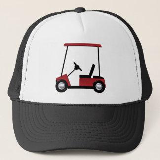 Casquette golfcart