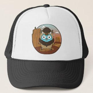Casquette Gopher de Buffalo dans le désert
