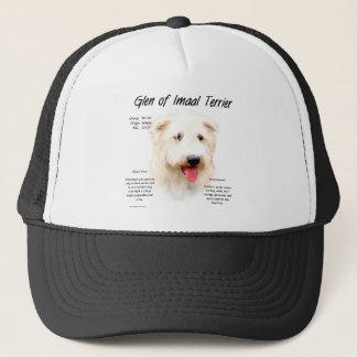Casquette Gorge de conception d'histoire d'Imaal Terrier