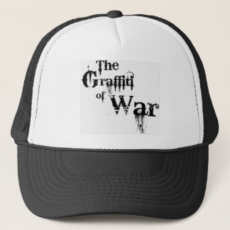 Casquette Graffiti d'habillement de logo de guerre