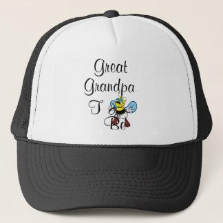 Casquette Grand grand-papa espiègle à être