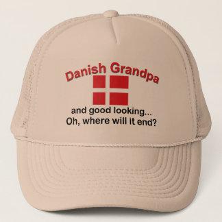 Casquette Grand-papa danois beau