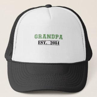 Casquette Grand-papa, établi 2014