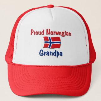 Casquette Grand-papa norvégien fier